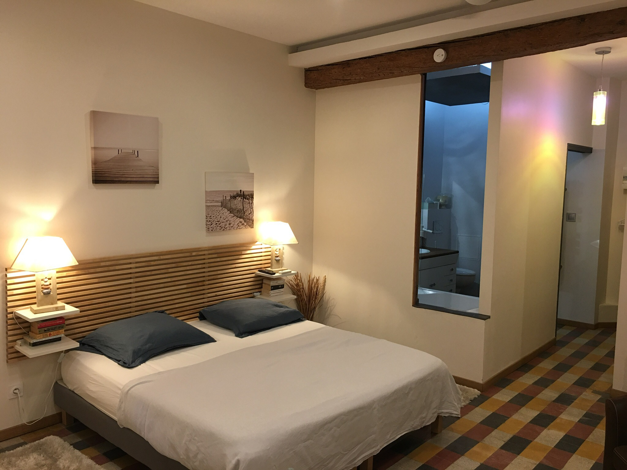 Chambre d 39 h tes en avignon intra muros au coeur du centre for Avignon chambre d hotes