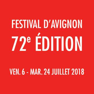 festival avignon dates 2018